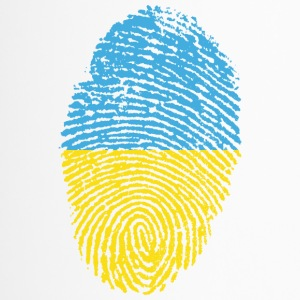 Fingerprint - Ukraine - Thermobecher