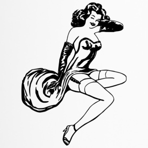 Pinup Girl - Travel Mug
