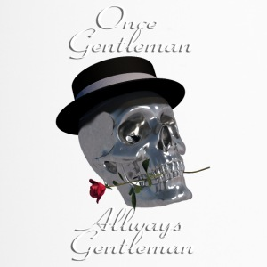 Gentleman's Skull - Travel Mug