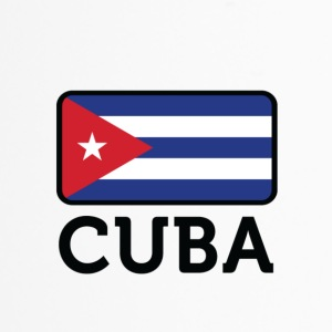 Drapeau national de Cuba - Mug thermos