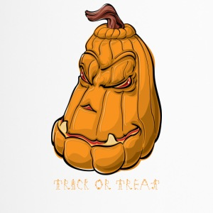 Griezelig Pumpkin - Halloween - Trick or Treat - Thermo mok