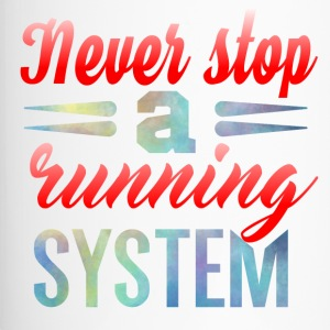 Never Stop Running - Termosmuki