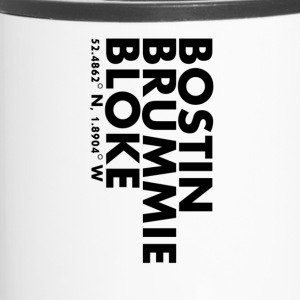 BOSTIN BRUMMIE BLOKE - Travel Mug