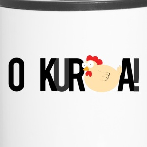 Oh, and the hens *! - Travel Mug