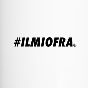#ILMIOFRA BLACK EDITION - Tazza termica