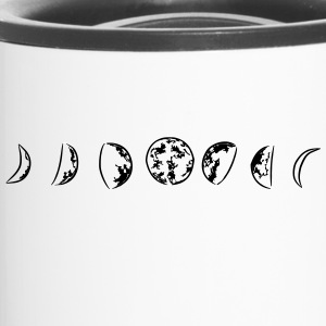 moon phases - Travel Mug