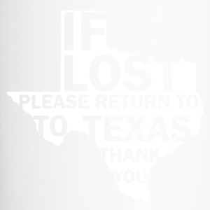 If lost Texas - Thermo mok