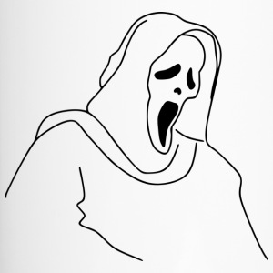Scream - Tazza termica