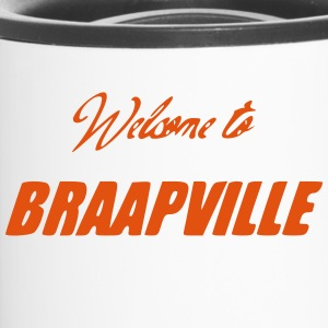 braapville - Travel Mug