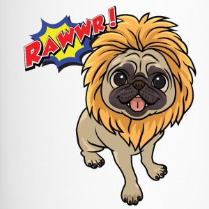 Pug | Mops Rawrr! - Thermobecher