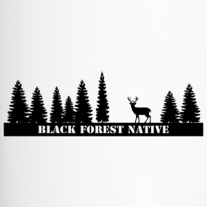 Black Forest Native - Travel Mug