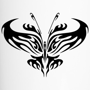 Butterfly - Abstract 2 - Travel Mug