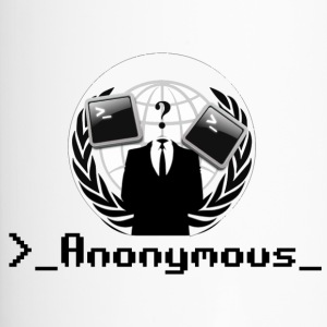 Anonymous - Travel Mug