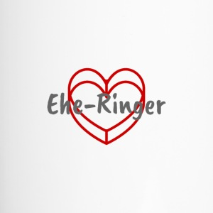 Ehe Ringer - Thermobecher