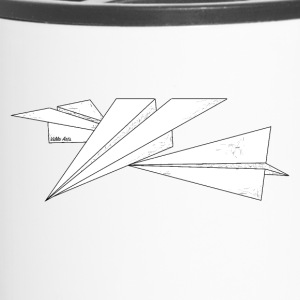 Triple paperplane - Mug thermos