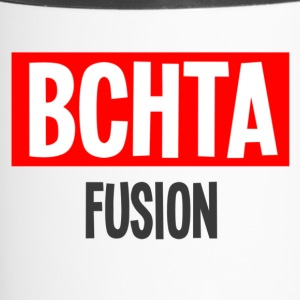BCHTA Fusion - Bachata Danceshirt - Thermobecher