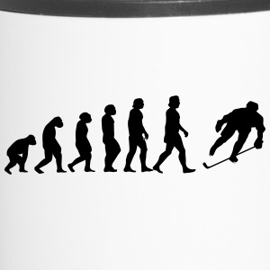 evolution hockey - Travel Mug