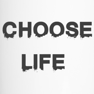 CHOOSE Life - Thermo mok