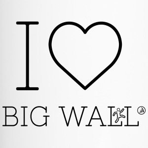 I love Big Wall - Travel Mug