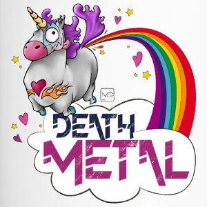 Death Metal Unicorn - Thermo mok