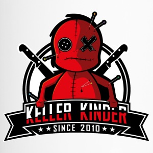 Keller Kinder Since 2010 Logo - Thermobecher