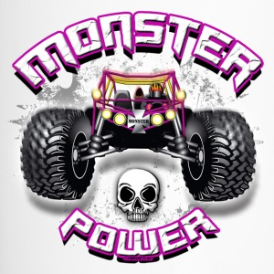 11A-03 POWER-MONSTER TRUCK - Termosmugg