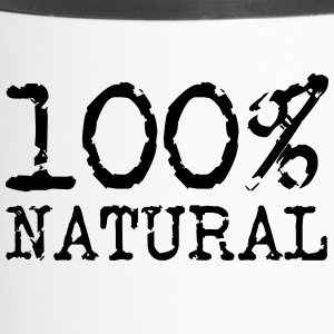 100% natural - 100% natural - Travel Mug
