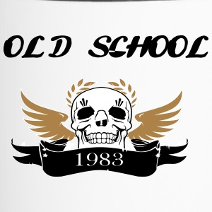 old school1983 - Thermobecher