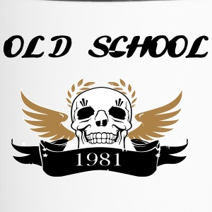 old school1981 - Thermobecher