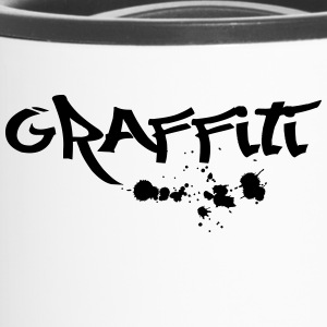 graffiti - Tazza termica