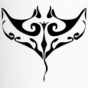 Manta Ray tatovering - Termokrus