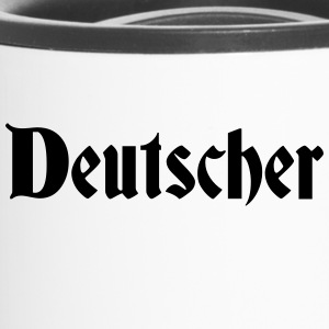 German - Travel Mug