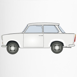 Poolse Trabant - Thermo mok