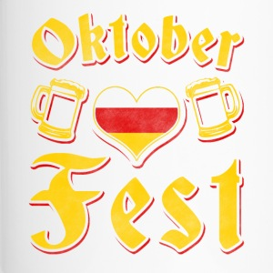 Oktobefest shirt - Travel Mug