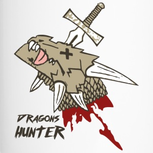 Dragon hunter - Travel Mug