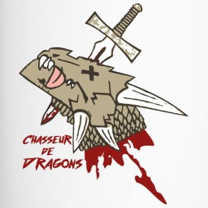 chasseur de dragons 2 - Mug thermos