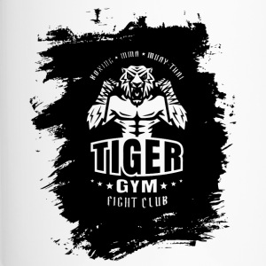 Tiger Gym - Thermobecher