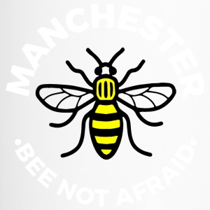 Manchester - Bee Not Afraid - Travel Mug
