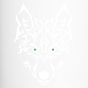 Wolf Power. Facile à personnaliser. - Mug thermos
