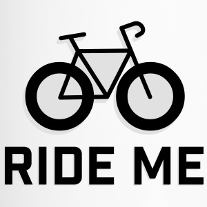 RIDE ME -Aufforderung for sykling - Termokopp