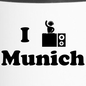 munich dj - Travel Mug