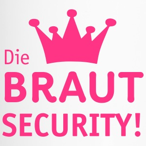 Die Braut Security - Thermobecher