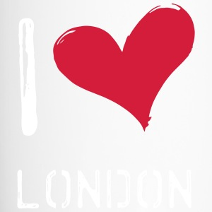 I love London - Travel Mug