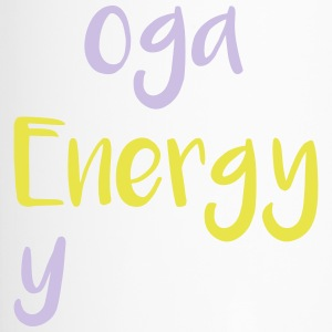 Yoga Energy - Tazza termica
