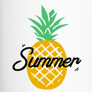 Ananas Sommer - Thermobecher