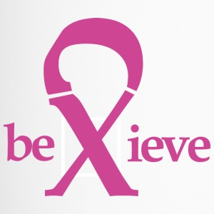 Believe Cancer Fight - Thermobecher