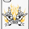 I ROCK - iPhone 4/4s hard case