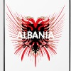 ALBANIA - Custodia rigida per iPhone 4/4s