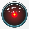 HAL9000 - Twarde etui na iPhone 4/4s