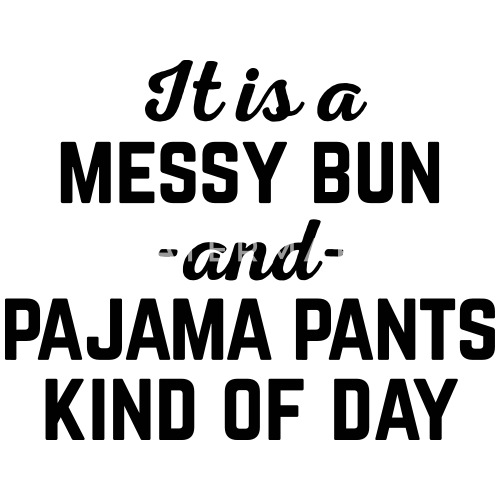 Messy Bun Day Funny Quote Iphone 44s Hoesje Spreadshirt